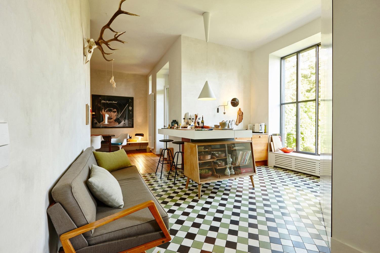 Private estate Dusseldorf- Lorick