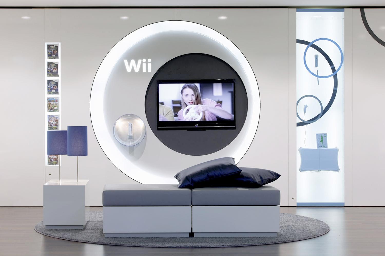Nintendo Shopkonzept Düsseldorf