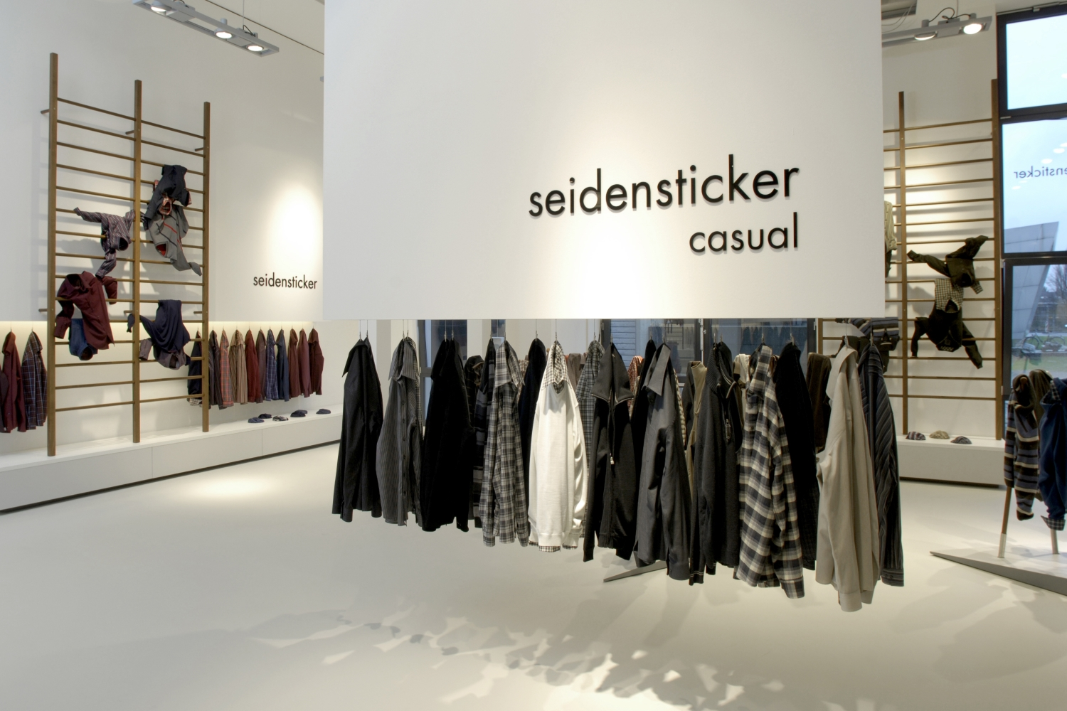 Seidensticker Showroom Düsseldorf